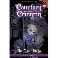 Courtney Crumrin Volume 1: Night Things Square One Edition