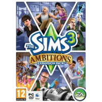 The Sims 3 Ambitions Expansion Pack Game