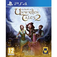 The Book Of Unwritten Tales 2 Game PS4