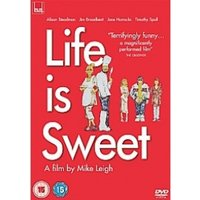 Life Is Sweet DVD