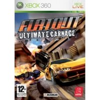 FlatOut Ultimate Carnage Game