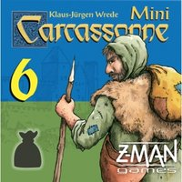 Carcassonne The Robber Mini Expansion 6