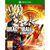 Dragon Ball Z Xenoverse Xbox One Game (with pre-order DLC packs)