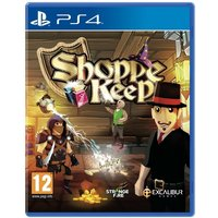 Shoppe Keep PS4 Game