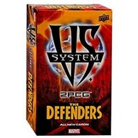 Vs System 2 Player Card Game The Defenders