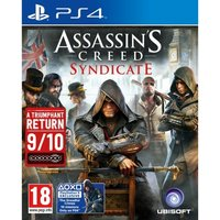 (Pre-Owned) Assassin's Creed Syndicate PS4 Game