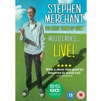 Stephen Merchant Live Hello Ladies DVD