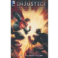 Injustice Gods Among Us: Year One: Complete Collection