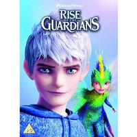 Rise Of The Guardians (2018 Artwork Refresh) DVD