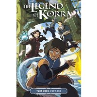 The Legend of Korra: Turf Wars Part One (Paperback)