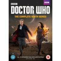 Doctor Who - The Complete Ninth Series DVD