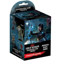 Dungeons & Dragons Icons of the Realms: Guildmasters' Guide to Ravnica Booster Brick (8 Packs)