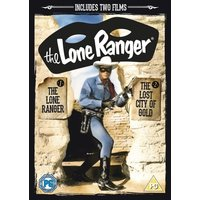 The Lone Ranger &The Lone Ranger And The Lost City Of Gold DVD