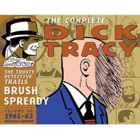 Complete Chester Gould Dick Tracy Volume 20 Hardcover