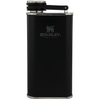 Stanley Classic Easy-Fill Wide Mouth Flask 0.23L Matte Black