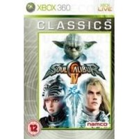 Soul Calibur IV 4 Game (Classiscs)
