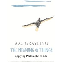 The Meaning of Things: Applying Philosophy to life by A. C. Grayling (Paperback, 2002)