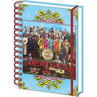 The Beatles - Sgt. Pepper's Lonely Hearts Notebook