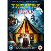 Theatre Of Fear DVD