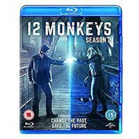 12 Monkeys - Season 2 Blu-ray