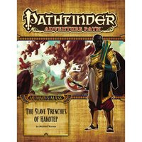 Pathfinder Adventure Path Mummys Mask Part 5 The Slave Trenches of Hakotep Paperback