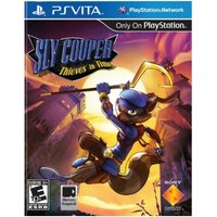 Sly Cooper Thieves in Time Game PS Vita