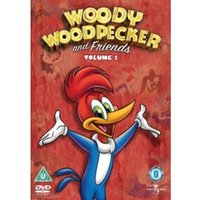 Woody Woodpecker and His Friends Volume 3 DVD