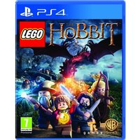 LEGO The Hobbit (with Side Quest Character Pack DLC) PS4 Game