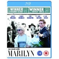 My Week With Marilyn Blu-ray