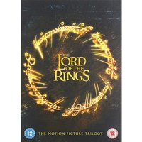 'The Lord Of The Rings Trilogy Theatrical Edition Blu-ray