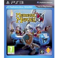 PlayStation Move Medieval Moves Deadmuns Quest Game
