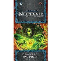 Android Netrunner LCG Democracy and Dogma