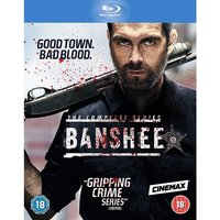 Banshee Seasons 1 to 4 Complete Collection Blu-Ray Region Free