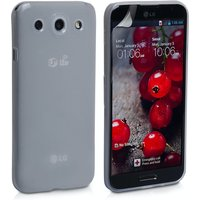 YouSave Accessories LG Optimus G Pro Gel Case - Clear