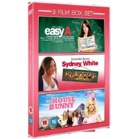 Easy A / Sydney White / The House Bunny DVD