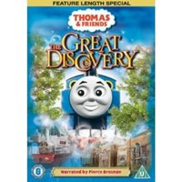 Thomas & Friends The Great Discovery DVD
