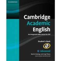 Cambridge Academic English C1 Advanced Student's Book : An Integrated Skills Course for EAP