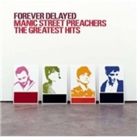 Manic Street Preachers Forever Delayed The Greatest Hits CD