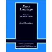 About Language : Tasks for Teachers of English