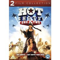 Hot Shots! / Hot Shots!: Part Deux Double Pack DVD