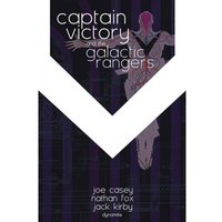 Captain Victory & Galactic Rangers