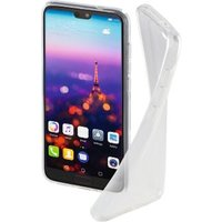 Hama Crystal Clear Cover for Huawei P20, transparent