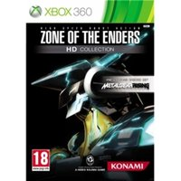 Zone Of The Enders HD Collection Game