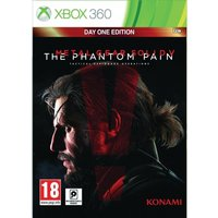 Metal Gear Solid V The Phantom Pain Day One Edition Xbox 360 Game