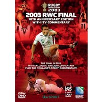 Rugby World Cup Final 2003 - 10th Anniversary Edition with ITV Commentary DVD