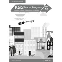 KS3 Maths Progress Progression Workbook Pi 2 (pack of 8)