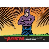 THE PHANTOM the Complete Newspaper Dailies Volume Seven Hardcover
