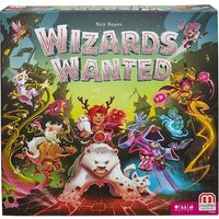 Mattel Wizards Wanted Board Game