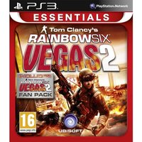 Tom Clancys Rainbow Six Vegas 2 Complete Edition Game (Essentials)