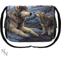 Brother Wolf Messenger Bag
